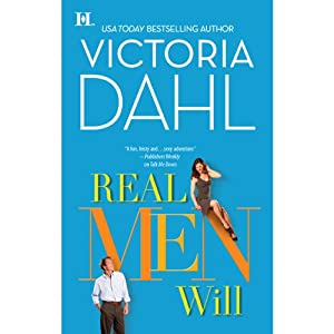 Real Men Will | [Victoria Dahl]