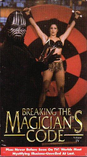 Breaking The Magician's Code Volume 4