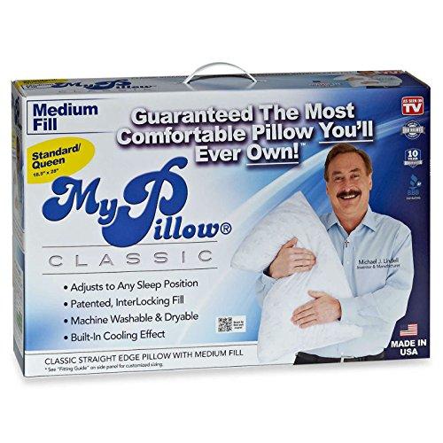 Buy My Pillow Now!