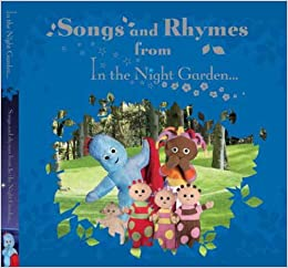In The Night Garden Songs And Rhymes Books