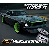 Need For Speed World Muscle Pack [Instant Access]