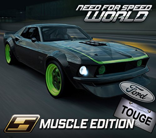 Need For Speed World Pack Muscle Edition [Online