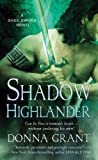 img - for Shadow Highlander: A Dark Sword Novel book / textbook / text book
