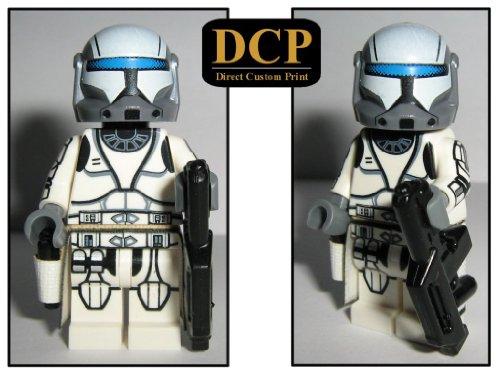 Custom Lego Star Wars Clone Commandos Custom Lego Star Wars