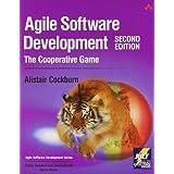 Agile Software Development: The Cooperative Gameby Alistair Cockburn