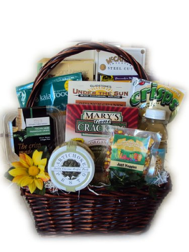 Healthy Pregnancy Gift Basket