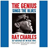 The Genius Sings The Blues [3LP Blue Vinyl Box Set] [VINYL]
