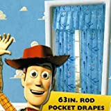 Disney Toy Story Drapes