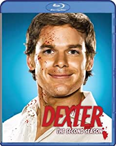 Dexter: Complete Second Season [Blu-ray]