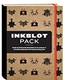 The Inkblot Pack: Includes the 10 Classic  Inkblots for you to interpret & a beautifully designed journal with thought provoking quotes