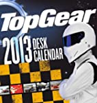 Official Top Gear Desk Easel 2013 Cal...