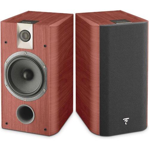 Focal - Chorus 706 2-Way Bass Reflex Bookshelf Speaker Rosewood - Pair