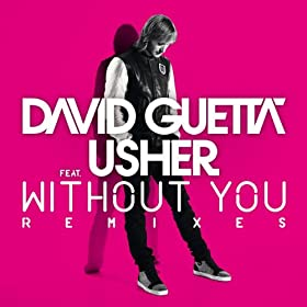 Without You (Feat.Usher) [Remixes]