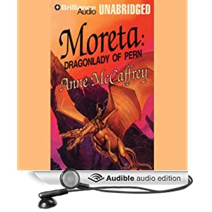 Moreta: Dragonlady of Pern (Dragonriders of Pern Series) Anne McCaffrey and Sheila Hart