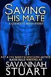 Saving His Mate (A vampire-werewolf romance)