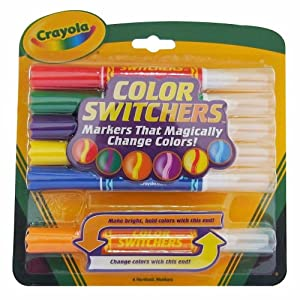 Crayola Color Switchers