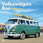 Volkswagen Bus 2016 Square 12x12 Wall...