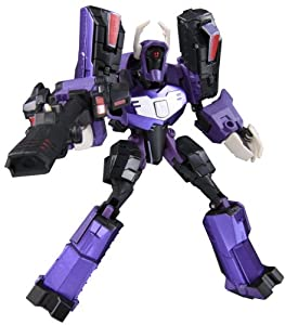 Japanese Transformers Animated - TA45 Shockwave (Original Version)