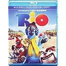 Rio (Blu-Ray+Dvd+Digital Copy)