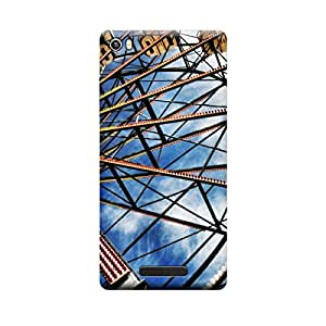 Ebby Premium Printed Mobile Back Case Cover With Full protection For Lava Iris X8 (Designer Case)