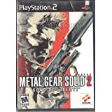 Metal Gear Solid 2: Sons of Libertyby Konami