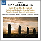 Maxwell Davies: Suite from The Boyfriend; Suite from The Devils; Seven in Nomine; Yesnaby Ground; Farewell to Stromness