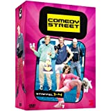 "Comedy Street - Staffel 1-4 (4 DVDs) [Collector's Edition]von ""Simon Gosejohann"""