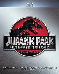 Jurassic Park Ultimate Trilogy (+ Digital Copy) Box Set [Blu-ray]