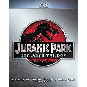 Jurassic Park 1, 2 et 3 Multilingue 1080p HDRIP AC3 1993-2001