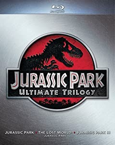 Jurassic Park Ultimate Trilogy Box Set [Blu-ray] (Bilingual)
