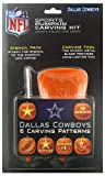 NFL Dallas Cowboys Pumpkin Carving Kit