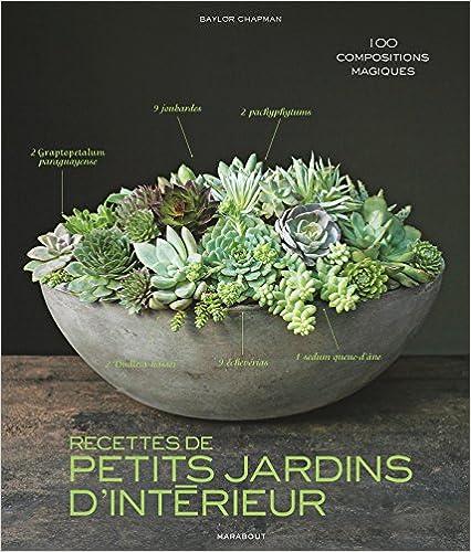 recettes de petits jardins d 39 int rieur baylor. Black Bedroom Furniture Sets. Home Design Ideas
