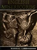 img - for English Misericords by Marshall Laird (1989-10-01) book / textbook / text book