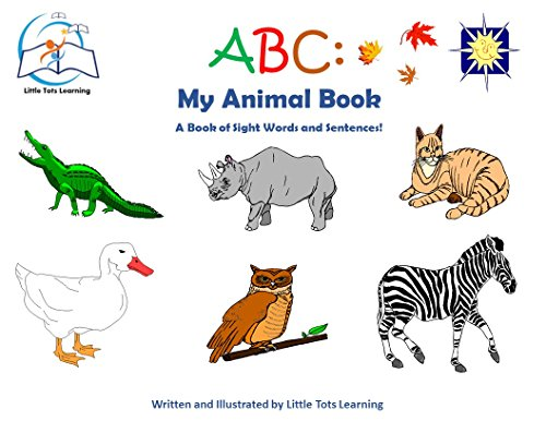 abc-my-animal-book-alphabet-book-of-animals-english-edition
