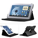 Grabmore Leather Carry Case Cover For Samsung Galaxy Note 10.1 N8000 N800 N8113