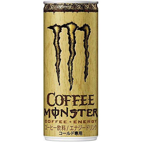 アサヒ モンスターコーヒー 缶 250g×30本