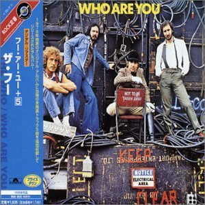Who Are You+5 by Who