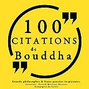 100 citations de Bouddha |  auteur inconnu