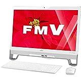 富士通 デスクトップパソコン FMV ESPRIMO FH52/W スノーホワイト(Office Personal Premium) FMVF52WW