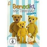 Benedikt, der Teddybär - Folge 1-26 2 DVDs