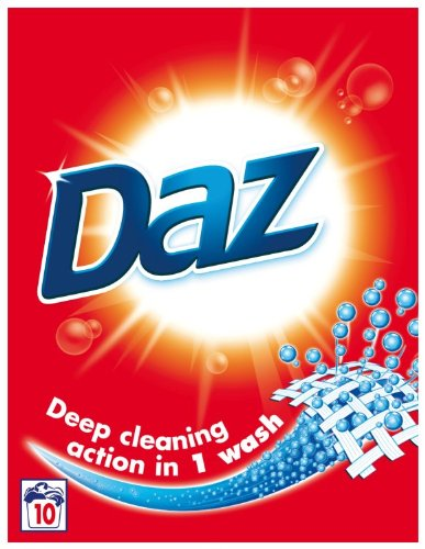 Daz Washing Powder 680 g (Pack of 4)