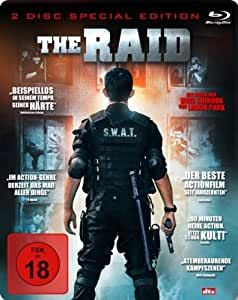 The Raid (Steelbook) [Blu-ray] [Special Edition]
