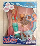 LIMITED EDITION NIXIES Undersea Glam on the GO MERMAID - AMELIA & PET TURTLE SHELBY!