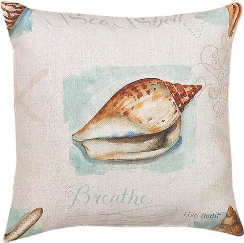 Seashell Throw Blanket front-1032917