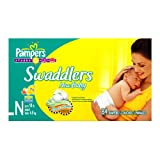 Pampers Swaddlers New Baby Newborn Diapers 84 Count