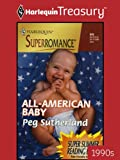 img - for All-American Baby book / textbook / text book