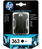 HP C8721EE 363 Tintenpatrone schwarz PS3110 3210 3310 8250 C5180 C6180 C7280
