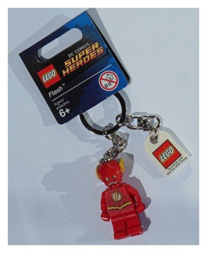 LEGO Super Heroes - Flash Portachiavi