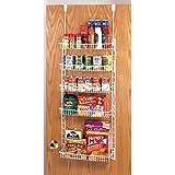 Grayline 410185, Adjustable 5 Shelf Organizer, White