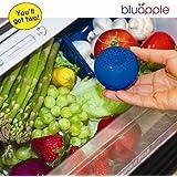 Bluapple 2-pack - Freshness extender - Absorbs ethylene gas - Keeps produce fresher longer
